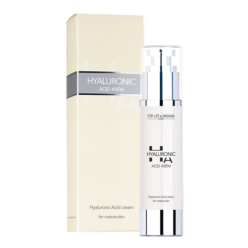 ForLife & Madaga Hyaluronic acid krém 50 ml
