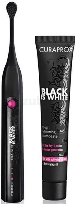Curaprox Hydrosonic Black is white BIW 239