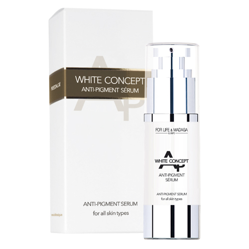 ForLife & Madaga  White Concept sérum 30 ml