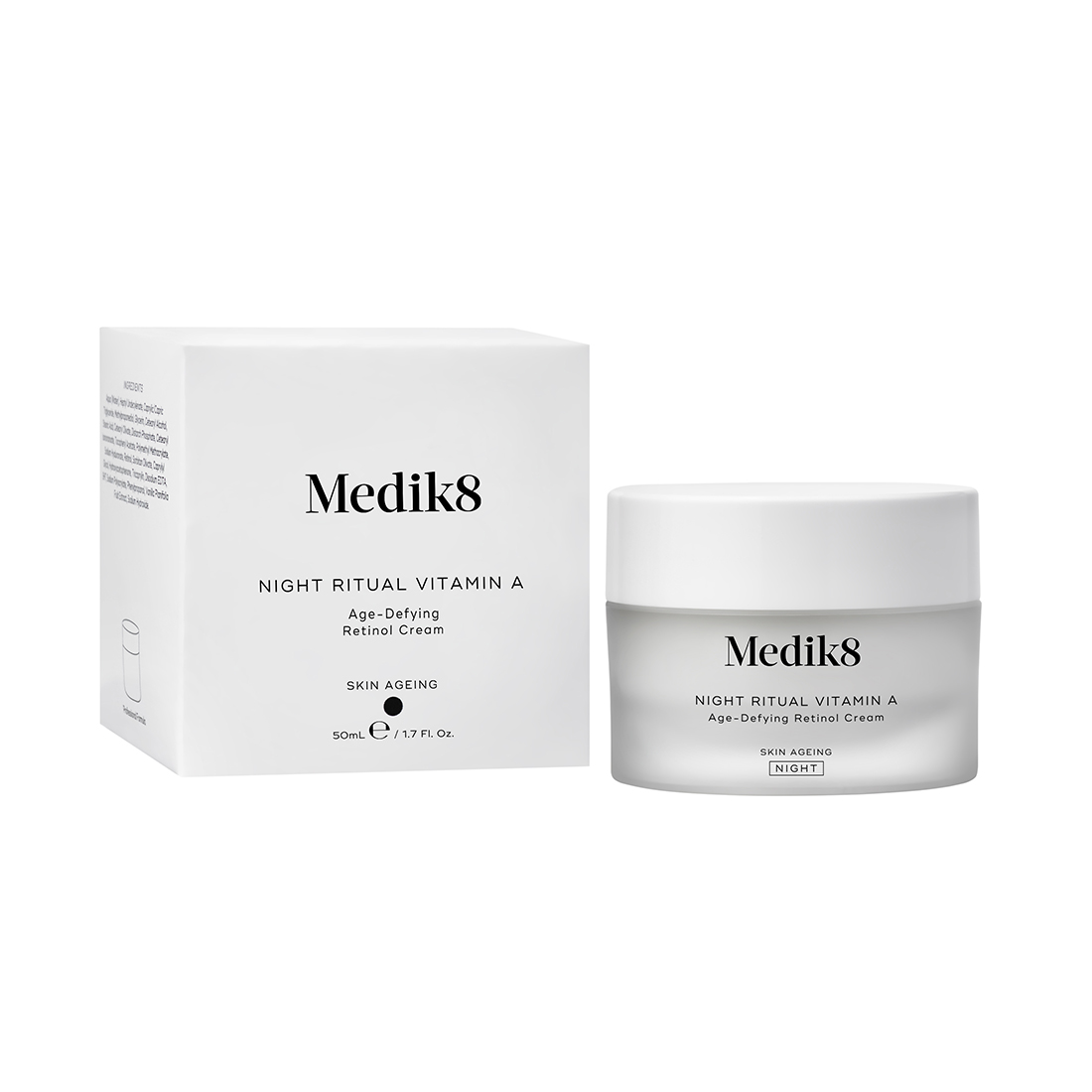 Medik8 Night Ritual Vitamin A, 50ml