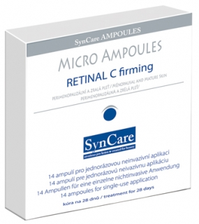 SynCare Micro Ampoules  RETINAL C firming kúra 28 dnů